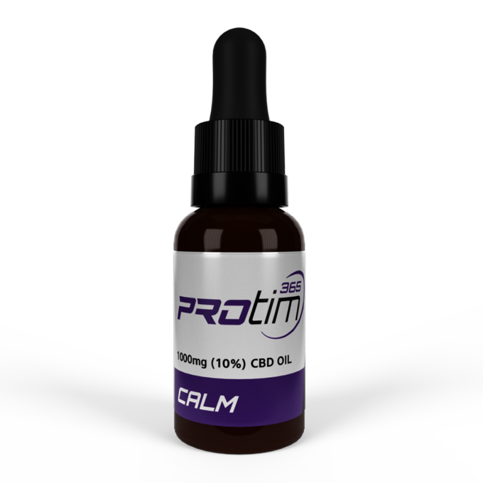 Calm CBD Oil - ProTim365