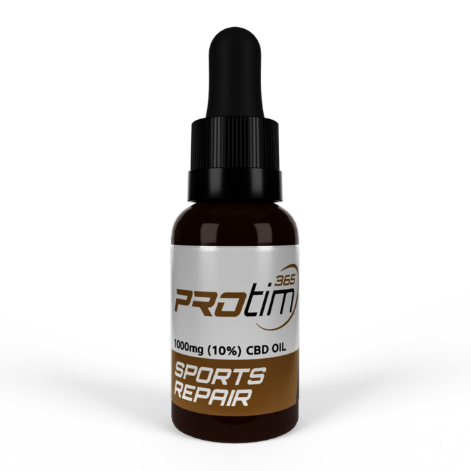 Sports Repair CBD Oil - ProTim365